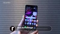Thực tế smartphone Huawei Mate 20 mới ra mắt