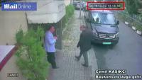 Nhà báo Ả rập Xê út tới lãnh sự quán ở Thổ Nhĩ Kỳ trước khi mất tích
