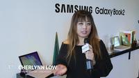 Cận cảnh máy tính bảng cao cấp Galaxy Book 2 vừa ra mắt của Samsung