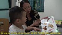 Sửng sốt khả năng đọc, nói tiếng Anh của cậu bé 5 tuổi