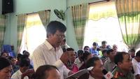 Người dân khu vực bãi rác Khánh Sơn bức xúc phản ánh tình trạng ô nhiễm môi trường nghiêm trọng