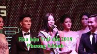 """Hoa hậu Trái đất Phương Khánh """"né"""" trả lời việc thí sinh cuộc thi tố cáo bị quấy rối tình dục"""