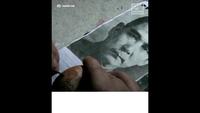 Chiêm ngưỡng quá trình chạm trổ chân dung trên vỏ trứng của nghệ nhân Trung Quốc