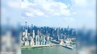 Vòng quanh New York trên chuyên cơ riêng
