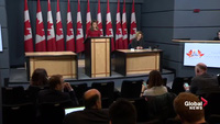 Ngoại trưởng Canada nói về một công dân bị mất liên lạc sau khi bị TQ thẩm vấn