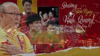 """Các nghệ sĩ hoà giọng với ca khúc """"Đường đến ngày vinh quang"""" ủng hộ đội tuyển Việt Nam"""