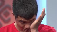 Hà Đức Chinh liên tục lau nước mắt trước tình yêu bóng đá của cậu bé 4 tuổi bị u não