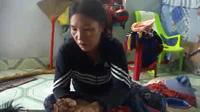 Bình Định: Chạnh lòng nhìn thiếu nữ xứ dừa chết mòn vì bại não