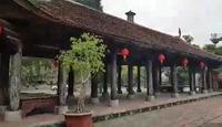 Đình làng 150 năm ở làng Việt cổ - Cố Viên Lầu