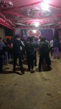 Một màn nhảy đồng diễn cực ấn tượng trong lễ cưới ở vùng cao