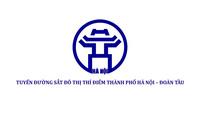 Video 3D mô phỏng đoàn tàu metro Tuyến số 3, đoạn Nhổn - ga Hà Nội.