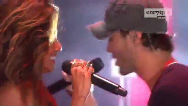 Enrique Iglesias, Nicole Scherzinger - Heartbeat
