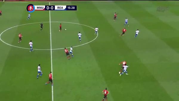 Man Utd 2-0 Reading: Solskjaer có chiến thắng thứ năm