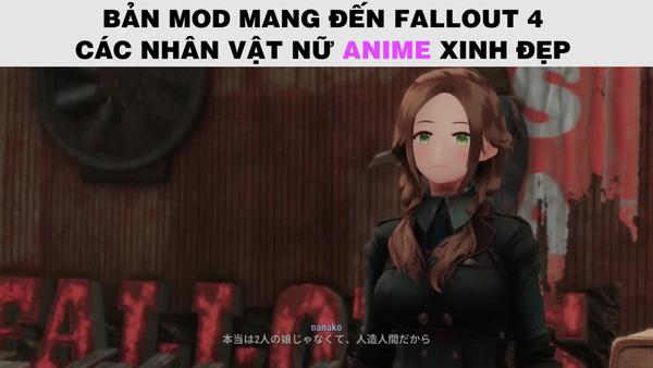 Bản Mod này của Fallout 4 sẽ giúp các gamer thực hiện niềm