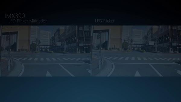 Sony trình làng cảm biến IMX390 dành riêng cho camera ô tô