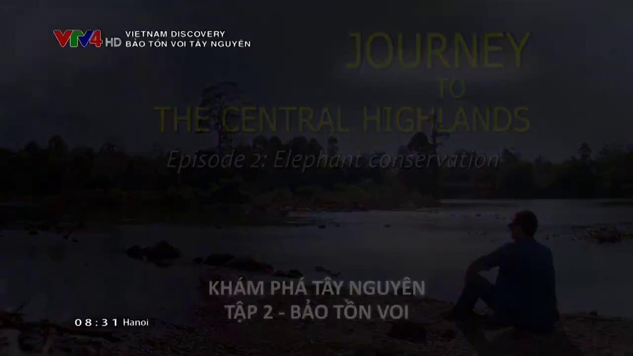 Vietnam Discovery: Preserve highland's elephants