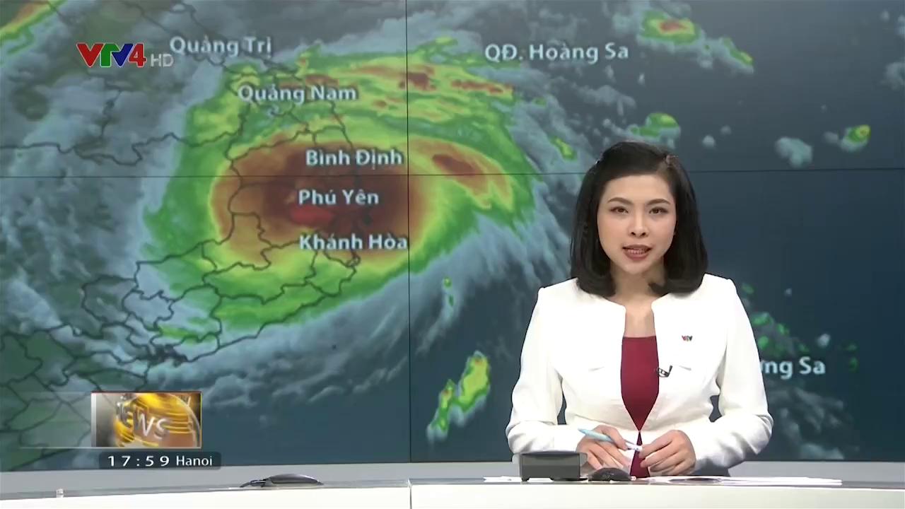 News 6 pm - 11/04/2017