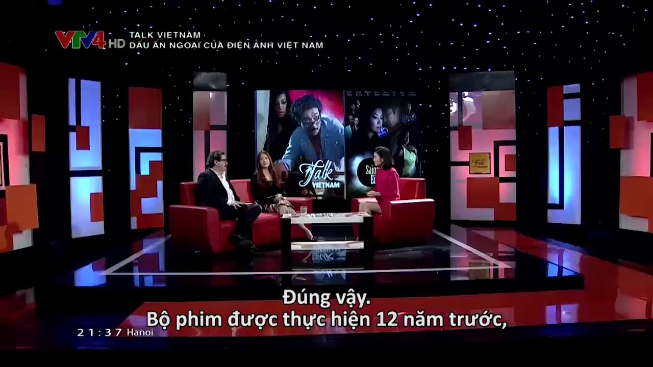 Talk Vietnam: International mark of Vietnamese cinema