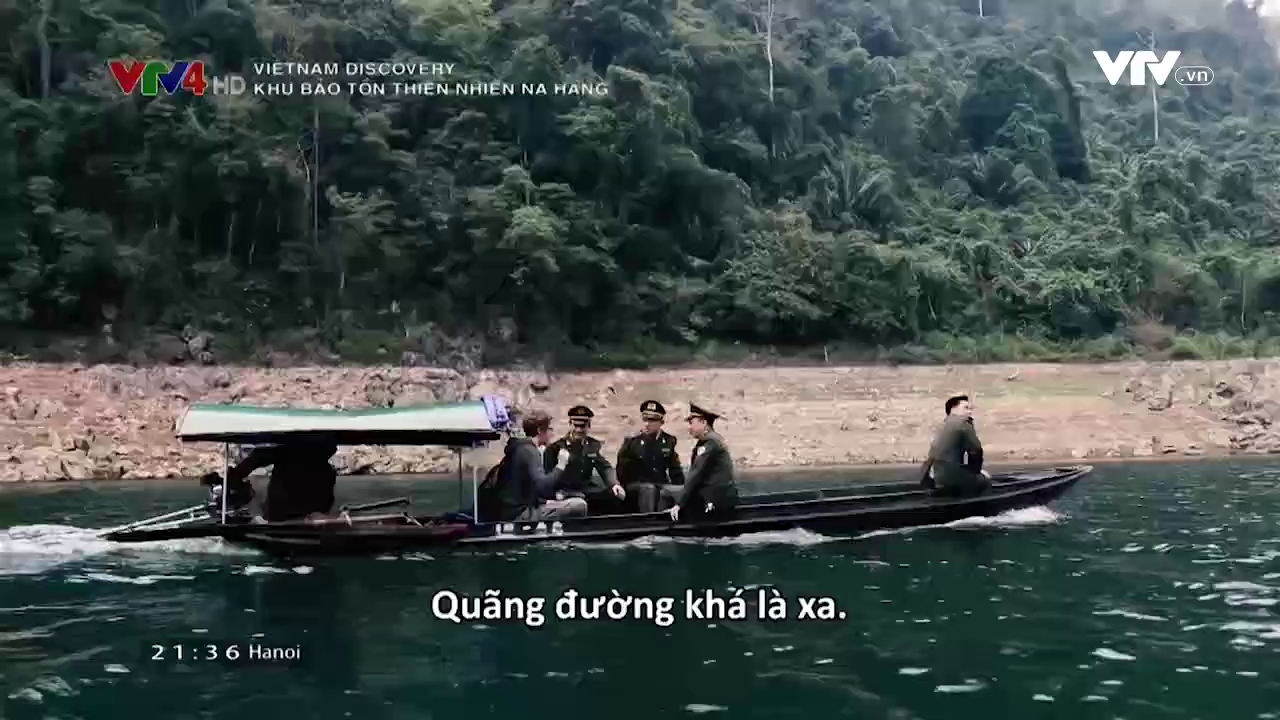 Vietnam Discovery: Na Hang nature reserve