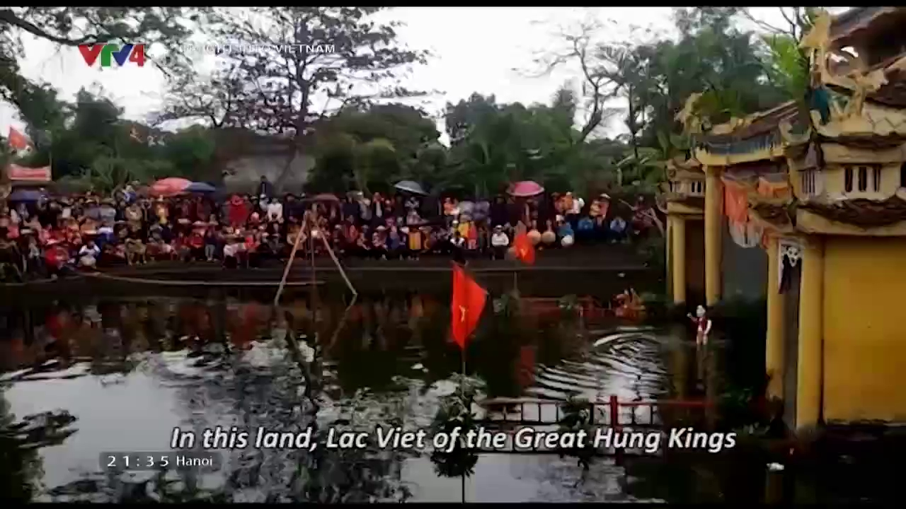 Insight to Vietnam: Water puppetry from village to street