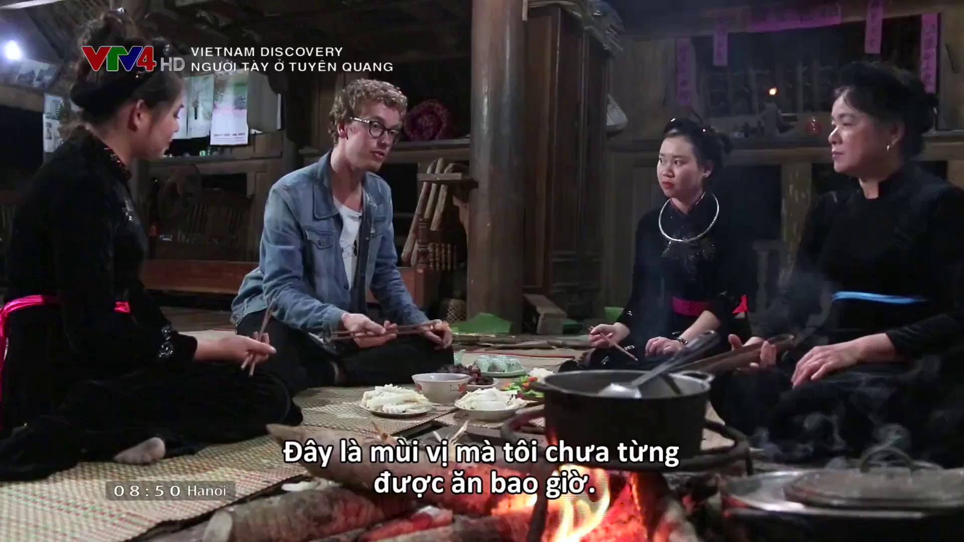 Vietnam Discovery: Tay ethnic people in Tuyen Quang