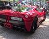 Vất vả mang Ferrari 458 Italia độ Misha vào nhà