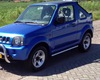 Suzuki Jimny 2000 phiên bản mui trần