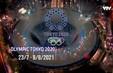 Olympic Tokyo 2020 - 23/7 đến 8/8 trên VTV