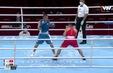 Diễn biến trận đấu giữa Nguyễn Văn Đương và Tayfur Aliyev (Azerbaijan)