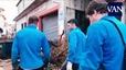 Nadal giúp người dân khắc phục hậu quả thiên tai ở quê nhà