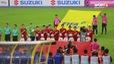 Quốc ca Việt Nam vang lên tại chung kết AFF Cup sau 10 năm chờ đợi