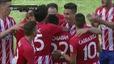 Brighton & Hove Albion 2-3 Atletico Madrid