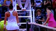 Karolina Pliskova đập vợt dọa trọng tài