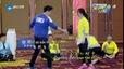 Lý Thần - Phạm Băng Băng chơi xé bảng tên