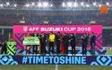 Khoảnh khắc đội tuyển Việt Nam nhận cúp vô địch AFF Cup 2018