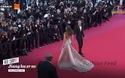 Bella Hadid yêu kiều với váy hồng