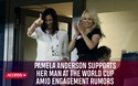 Pamela Anderson hò hẹn với tuyển thủ Pháp kém 19 tuổi
