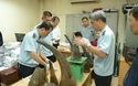 Sừng tê giác nhập trái phép vào Việt Nam qua đường hàng không