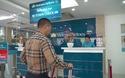 Vietnam Airlines là hãng hàng không đầu tiên và duy nhất tại Việt Nam cung cấp dịch vụ in-town check-in