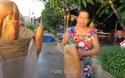 Cận cảnh bánh mỳ khổng lồ gây sốt ở An Giang