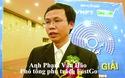 Đại diện FastGo chia sẻ cảm xúc sau khi dành giải thưởng Nhân Tài Đất Việt 2018