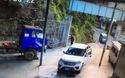 Một vụ tai nạn nghiêm trọng vì quên phanh tay khi đậu xe