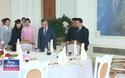 Tổng thống Hàn Quốc ăn trưa cùng nhà lãnh đạo Triều Tiên