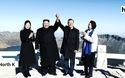 Tổng thống Hàn Quốc thăm núi thiêng tại Triều Tiên