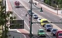 Phẫn nộ tài xế không nhường đường cho xe cứu hỏa
