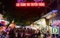 Mặt nạ kinh dị nhan nhản ở phố Hàng Mã trong đêm Trung thu
