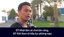 Phóng viên Nhật Bản chỉ ra cầu thủ mà hàng phòng ngự Việt Nam phải dè chừng