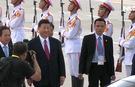 Video: Chủ tịch Trung Quốc Tập Cận Bình đến Đà Nẵng dự APEC 2017