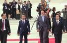 Video: Thủ tướng Canada Justin Trudeau đến Đà Nẵng dự APEC 2017