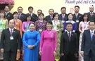 Bà Trần Thị Diệu Thuý tái đắc cử Chủ tịch LĐLĐ TP HCM